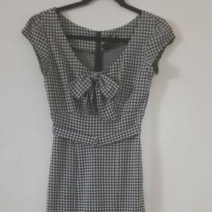 Black and white Dress